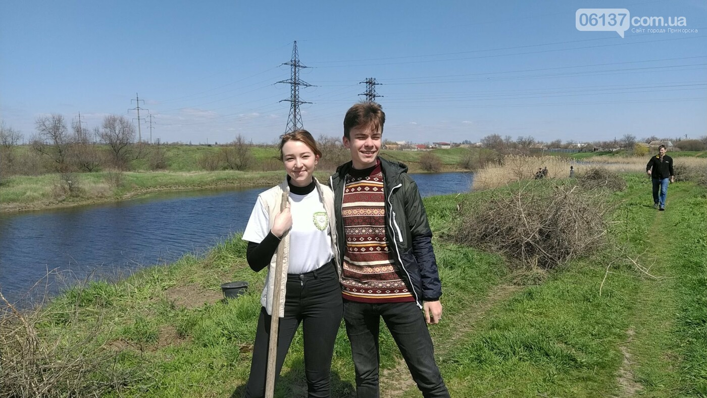 Мешканці Приморська активно проводять весняні толоки, фото-16