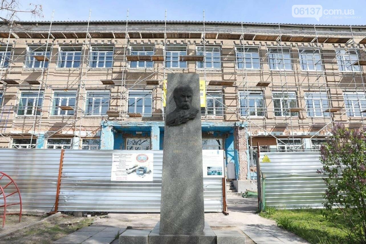 В Запорожье восстанавливают сгоревшую школу, которую обещали сдать еще три года назад. Фото, фото-5