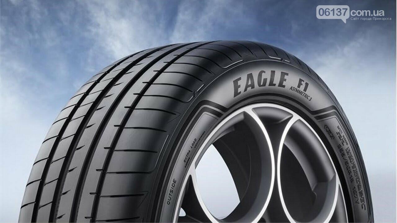 Эксклюзивные покрышки марки Goodyear Eagle F1 Asymmetric 3, фото-1