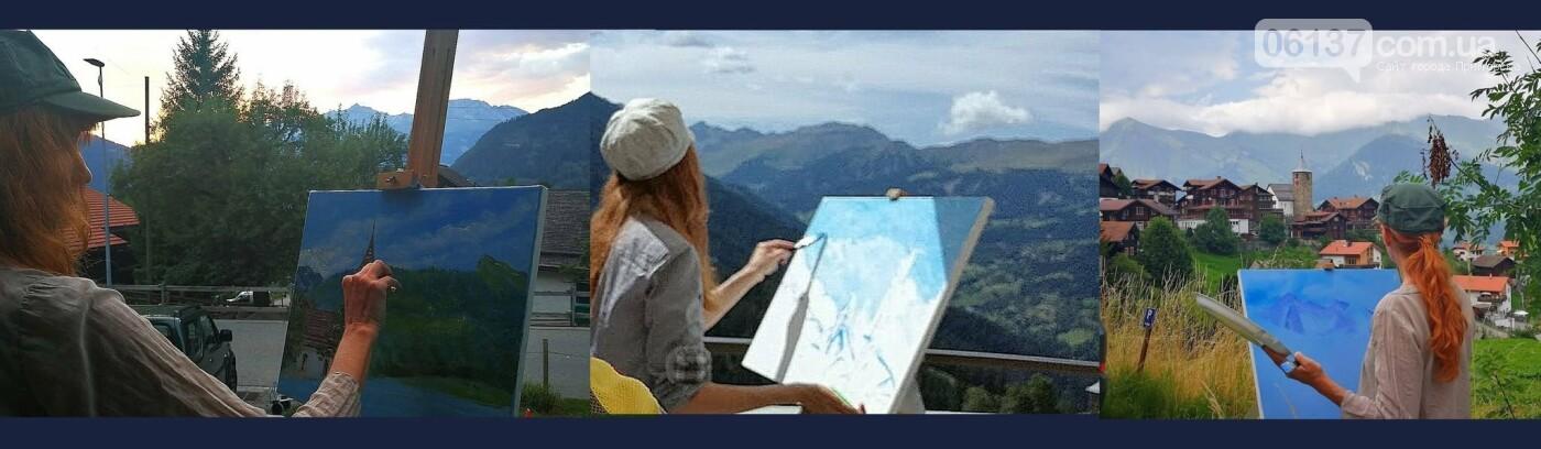 Запорізькі художники візьмуть участь у Мистецькому просторі , фото-2