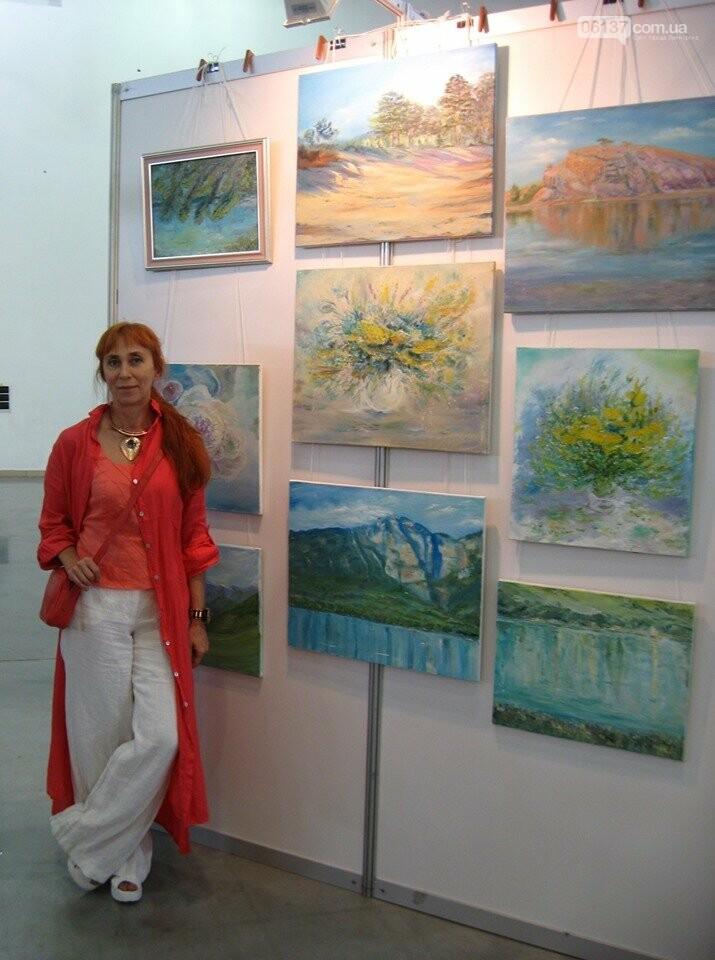 Запорізькі художники візьмуть участь у Мистецькому просторі , фото-1