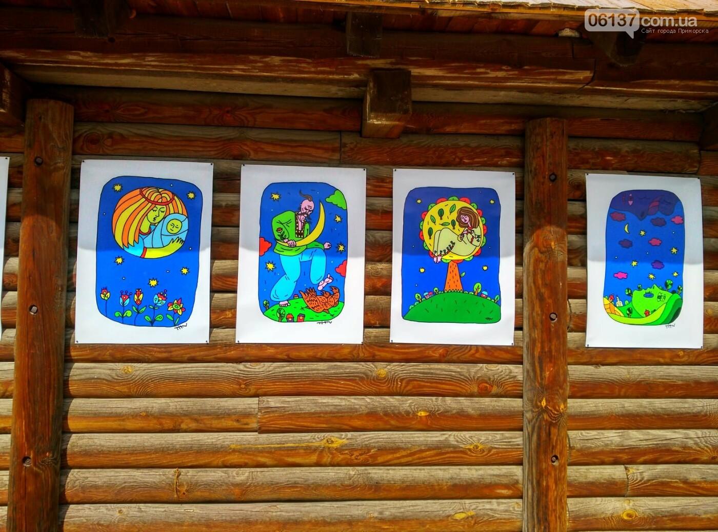 Мистецький простір в Запорожье: как это было. Фото, фото-4