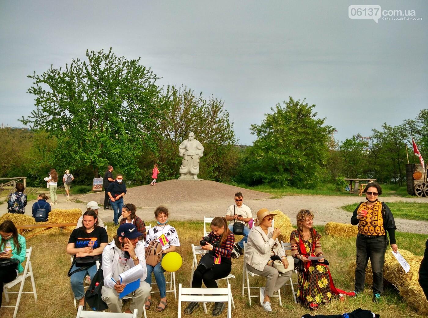 Мистецький простір в Запорожье: как это было. Фото, фото-24