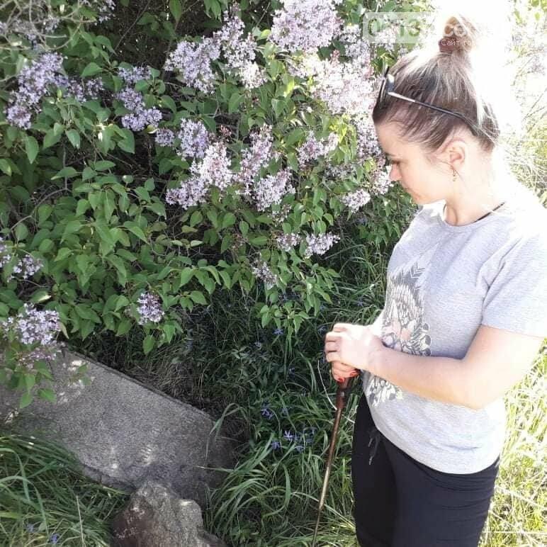 В Запорожской области найдено надгробие основателя меннонитского поселения. Фото, фото-2