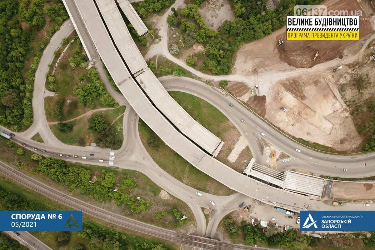 Запорожский мост готовят к третьему этапу надвижки. Фото, фото-7