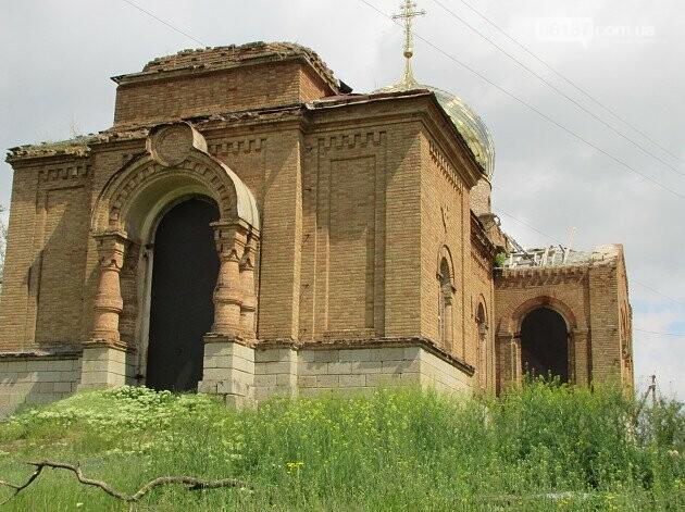 На Запоріжжі реставрують старовинний храм. Фото/Відео , фото-2