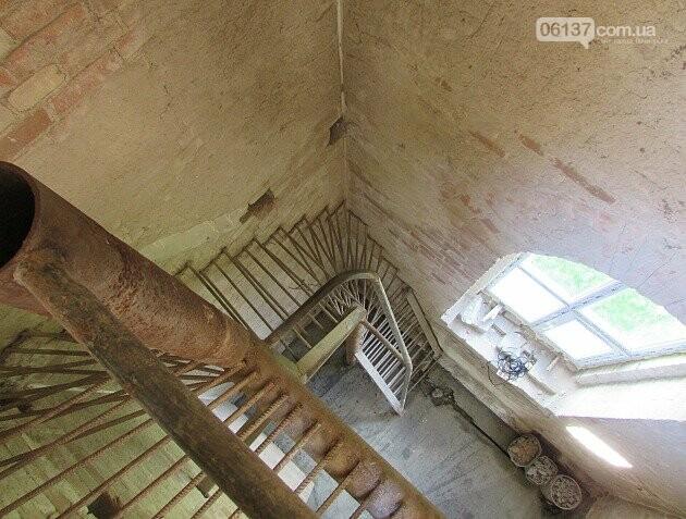 На Запоріжжі реставрують старовинний храм. Фото/Відео , фото-6