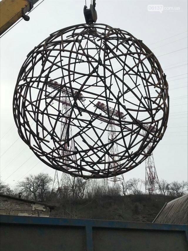 """Авторы скульптуры """"Той, хто мріє"""" поделились процессом создания и рассказали об идее. Фото, фото-2"""