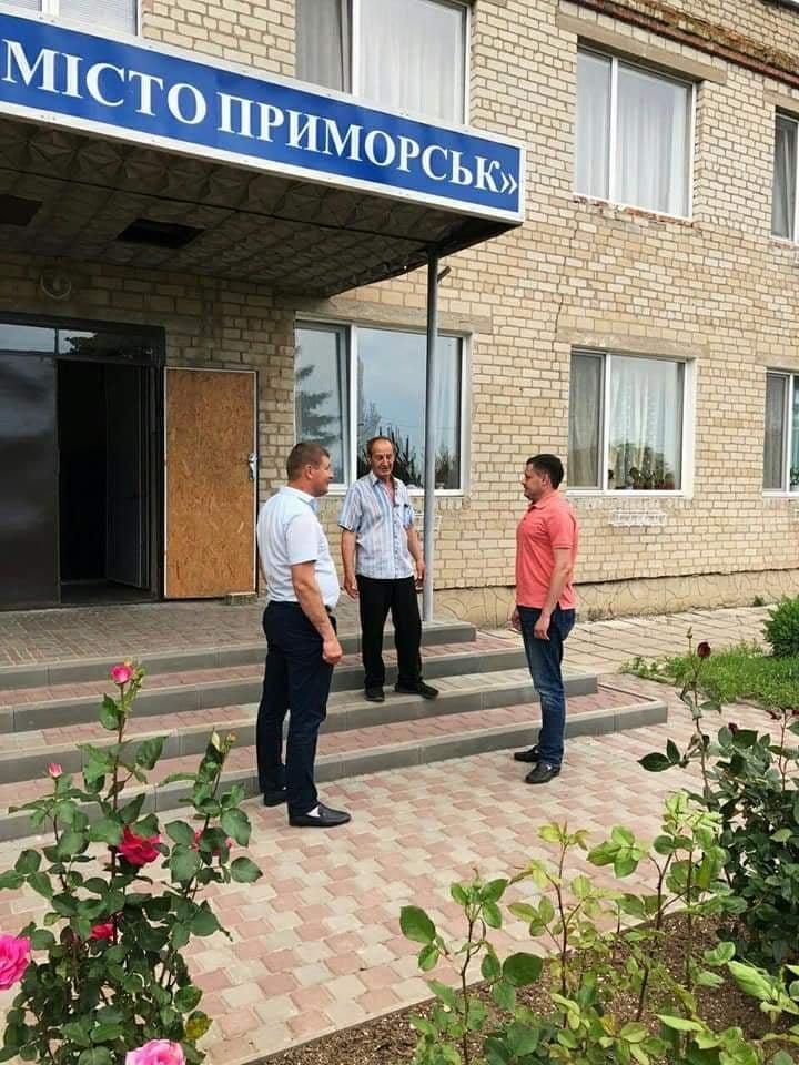 Народный депутат поспособствовал решению проблем в Приморске, фото-3