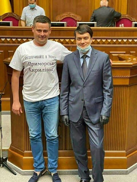 Народный депутат Павел Мельник популяризирует курорты Азовского побережья, фото-2