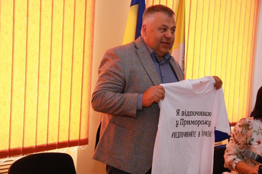 Президент поддержал инициативу нардепа о развитии туризма в Запорожском крае, фото-6