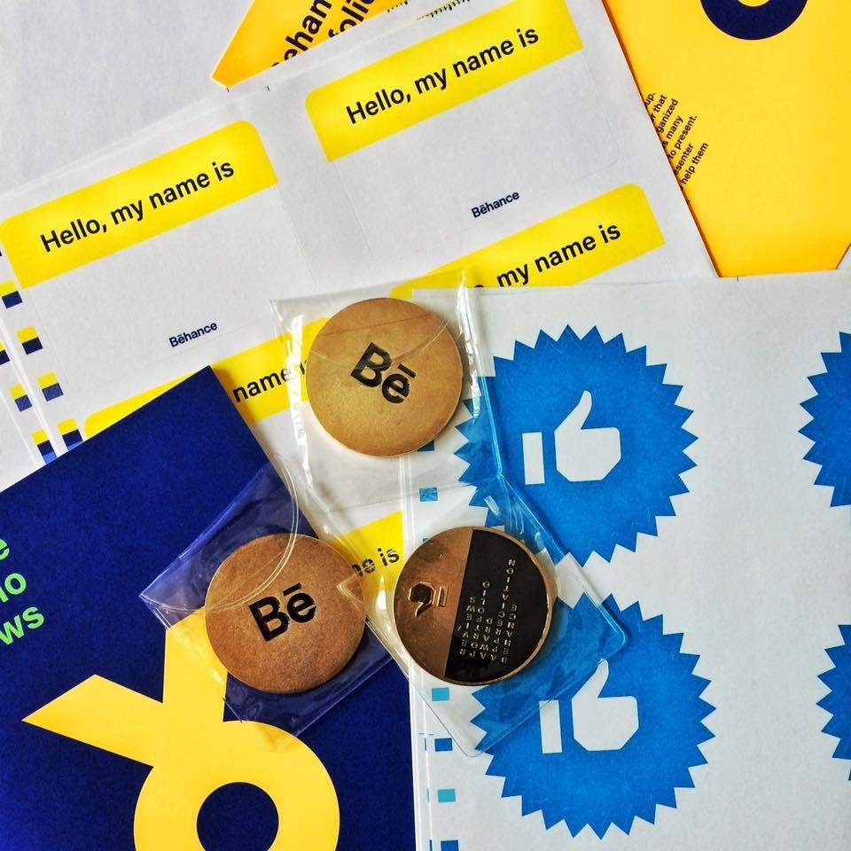 Наталья Белоусова: «Дизайн — это работа без границ», фото-17, Behance
